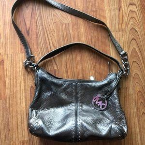 Metallic Michael Kors Bag